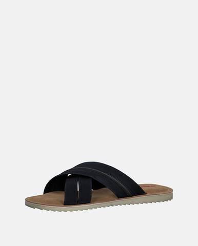 Tmavomodré sandále S.Oliver
