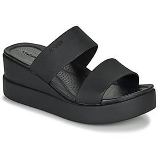 Sandále Crocs  CROCS BROOKLYN MID WEDGE W