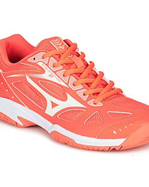 Oranžové topánky Mizuno