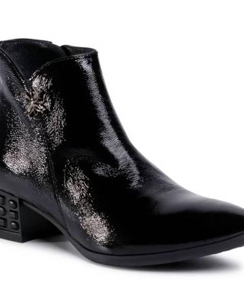 Lasocki Členkové topánky  6285-01 prírodná