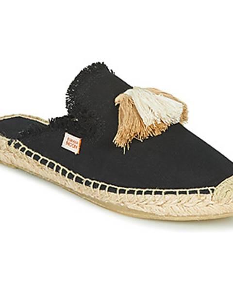 Čierne topánky Banana Moon