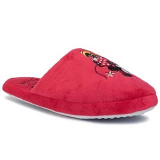 Papuče Mickey&Friends AW18-37JDSTC Materiał tekstylny